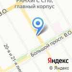 Good-tender на карте Санкт-Петербурга