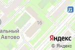 Схема проезда до компании 380 online в Санкт-Петербурге