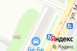 Схема проезда до компании Кондор в Санкт-Петербурге