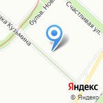 ДоМо-Контакт каратэ на карте Санкт-Петербурга