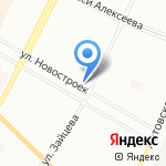 Промышленный альпинист Пономарёв Павел на карте Санкт-Петербурга