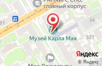 Схема проезда до компании Анатолия в Санкт-Петербурге