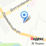 Alloggica на карте Санкт-Петербурга