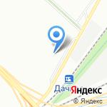 Магазин мяса и рыбы на карте Санкт-Петербурга