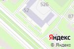 Схема проезда до компании Средняя общеобразовательная школа №539 с углубленным изучением испанского языка в Санкт-Петербурге