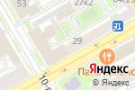 Схема проезда до компании Новый образ в Санкт-Петербурге