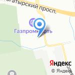 CW-Tech на карте Санкт-Петербурга