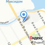 HolyPrint на карте Санкт-Петербурга