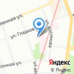 Пам-Лимитед на карте Санкт-Петербурга