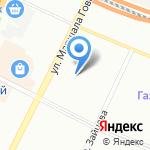 Ноль+ на карте Санкт-Петербурга