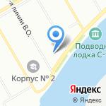 Русская симфония на карте Санкт-Петербурга