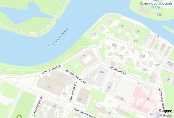 жилой комплекс Венеция