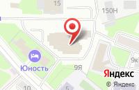 Схема проезда до компании Ли.Муз.Ин. в Санкт-Петербурге