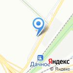 Почтовое отделение №215 на карте Санкт-Петербурга