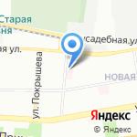 Наркологический реабилитационный центр №1 на карте Санкт-Петербурга