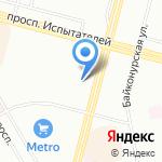 Адвокат СПб на карте Санкт-Петербурга