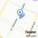Металл проект на карте Санкт-Петербурга