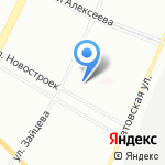 KSPlus на карте Санкт-Петербурга