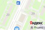Схема проезда до компании Фурнитурный мир в Санкт-Петербурге