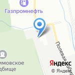 МОБИУС на карте Санкт-Петербурга