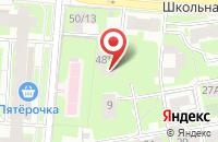 Схема проезда до компании Пензенская районная больница, ГБУЗ в Леонидовке