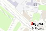 Схема проезда до компании Электронтех в Санкт-Петербурге