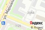 Схема проезда до компании Главречснаб в Санкт-Петербурге