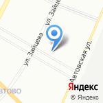 Средняя общеобразовательная школа №501 с углубленным изучением информатики и информационно-коммуникационных технологий на карте Санкт-Петербурга