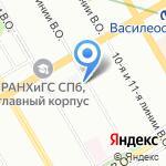 Полар СПб на карте Санкт-Петербурга