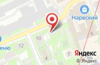 Схема проезда до компании MODA Natali в Кутузово