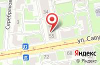 Схема проезда до компании Твой Мир в Санкт-Петербурге
