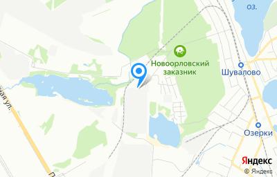 Местоположение на карте пункта техосмотра по адресу г Санкт-Петербург, ул Заповедная, д 62 литер х