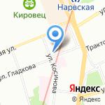 step element на карте Санкт-Петербурга