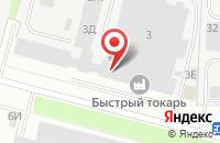 Схема проезда до компании Рубидом Плюс в Санкт-Петербурге