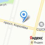 Техэнергосинтез на карте Санкт-Петербурга