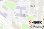 Схема проезда до компании Пристань в Санкт-Петербурге