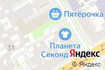 Схема проезда до компании Тритон в Санкт-Петербурге