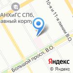 Родильный дом №1 на карте Санкт-Петербурга