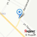 Комитет ветеранов подразделений особого риска РФ на карте Санкт-Петербурга