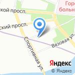 Gourmet diet на карте Санкт-Петербурга