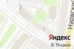 Схема проезда до компании Римма в Санкт-Петербурге