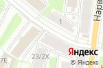 Схема проезда до компании Пивной островок в Санкт-Петербурге