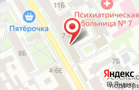 Схема проезда до компании Алгоритм Безопасности в Санкт-Петербурге