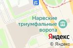 Схема проезда до компании ФАМИЛИЯ в Санкт-Петербурге