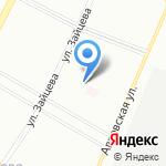 Детский сад №70 комбинированного вида на карте Санкт-Петербурга