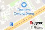 Схема проезда до компании Здоровый Взгляд в Санкт-Петербурге