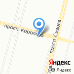 ProЗрение на карте Санкт-Петербурга