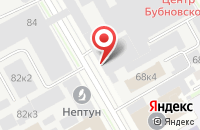 Схема проезда до компании Арден-Тех в Санкт-Петербурге