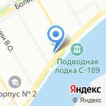 Домовый храм святой великомученицы Анастасии Узорешительницы на Васильевском острове на карте Санкт-Петербурга