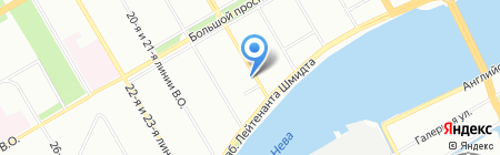 4-аrt.org на карте Санкт-Петербурга